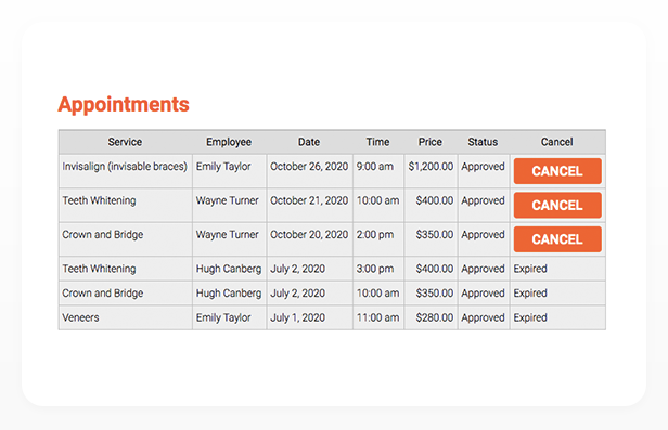 - 23 - Bookly – Appointment Booking and Scheduling Software System
